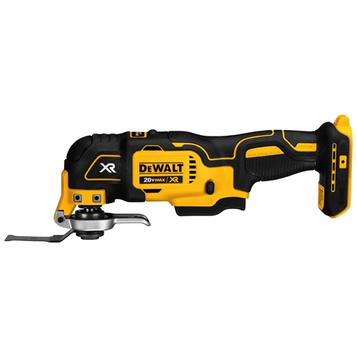 20V MAX* XR® CORDLESS OSCILLATING MULTI-TOOL (BARE)