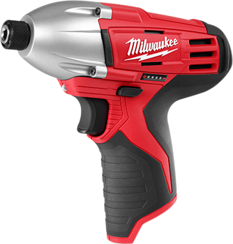 M12 1/4 inch HEX IMPACT DRIVER (TOOL ONLY)