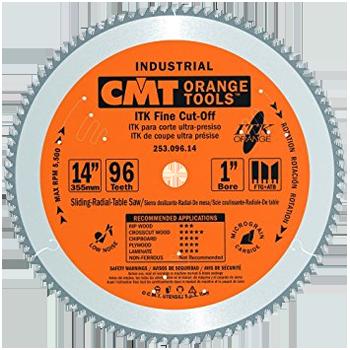 14 inch 96T ITK FINE CUT-OFF BLADE
