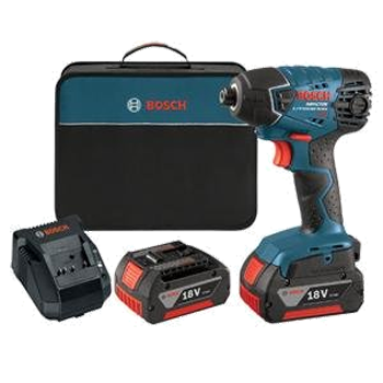 18V 1/4 inch HEX IMPACT DRIVER