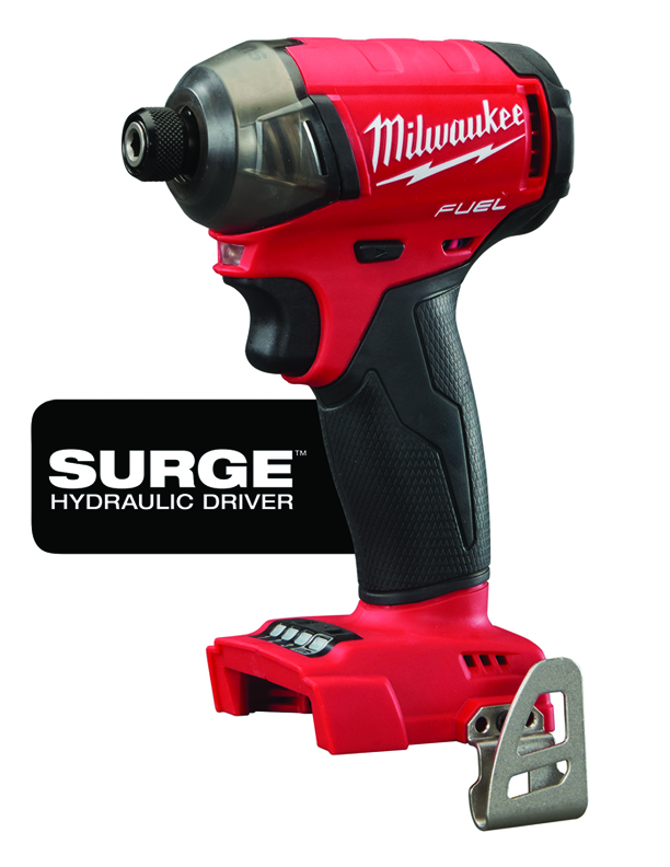 MILWAUKEE M18 FUEL™ SURGE™ 1/4 inch HEX HYDRAULIC DRIVER (BARE TOOL)