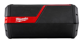 Milwaukee - M18™/M12™ Wireless Jobsite Speaker (Bare)