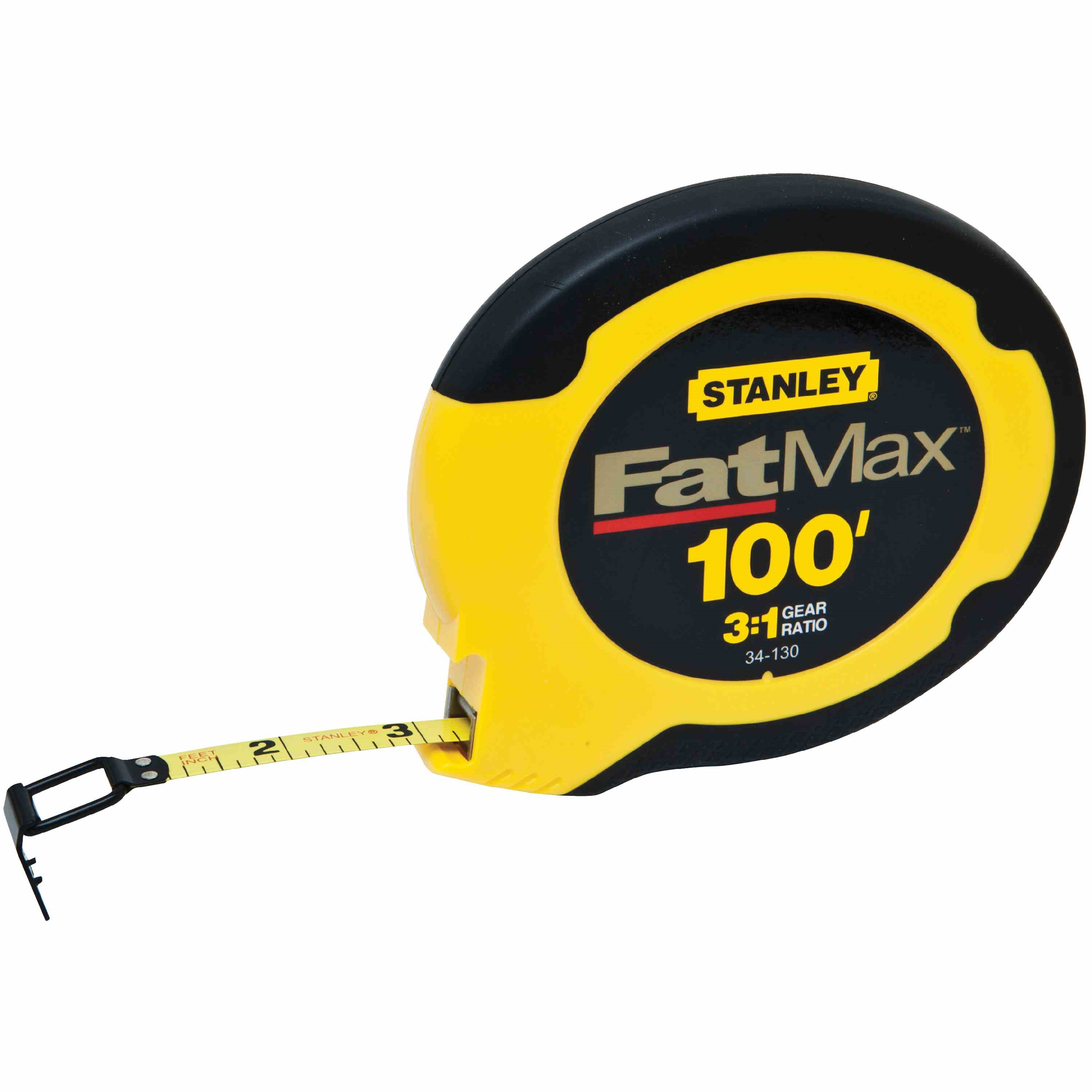 100 ft FATMAX Steel Long Tape