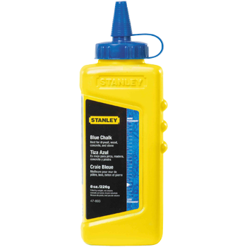 STANLEY 8OZ BLUE CHALK REFILL