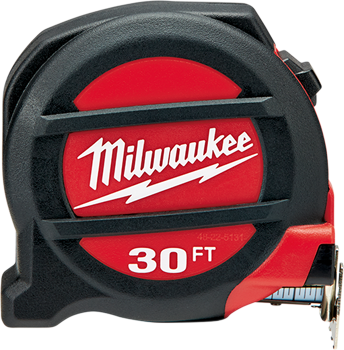 MILWAUKEE 30FT TAPE MEASURE