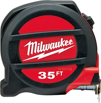 MILWAUKEE 35FT TAPE MEASURE
