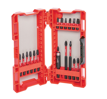 18PC IMPACT READY BIT SET