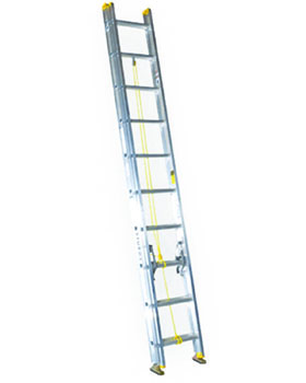STURDY LADDER 7700 SERIES ALUMINUM EXTENSION LADDERS