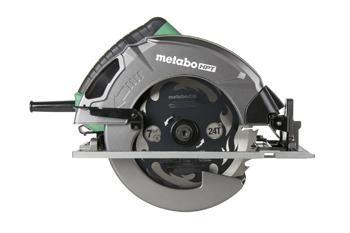METABO-HPT 7-1/4 inch 15 AMP CIRCULAR SAW