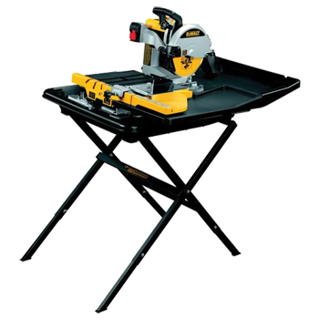 10 inch WET TILE SAW WITH STAND