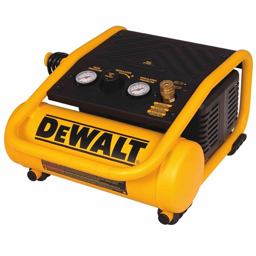 DEWALT 1 GALLON, 135 PSI MAX, TRIM COMPRESSOR