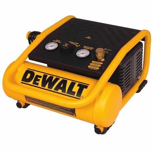 DEWALT 1 GALLON, 135 PSI MAX, TRIM COMPRESSOR