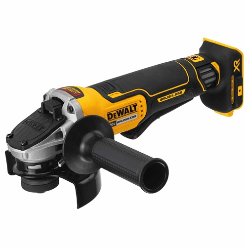 20V MAX* XR® 4.5 IN. SMALL ANGLE GRINDER W/ KICKBACK BRAKE (BARE TOOL)