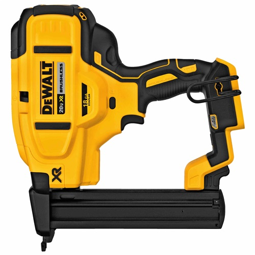 DEWALT 20V MAX* XR® 18 GA CORDLESS NARROW CROWN STAPLER (BARE TOOL)