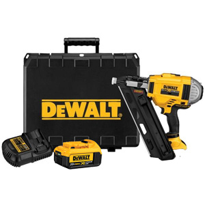 20V MAX* XR DUAL SPEED FRAMING NAILER - KIT