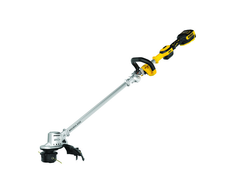 DEWALT 20V MAX* 14 inch FOLDING STRING TRIMMER