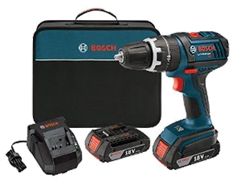 BOSCH 18V COMPACT TOUGH DRILL DRIVER
