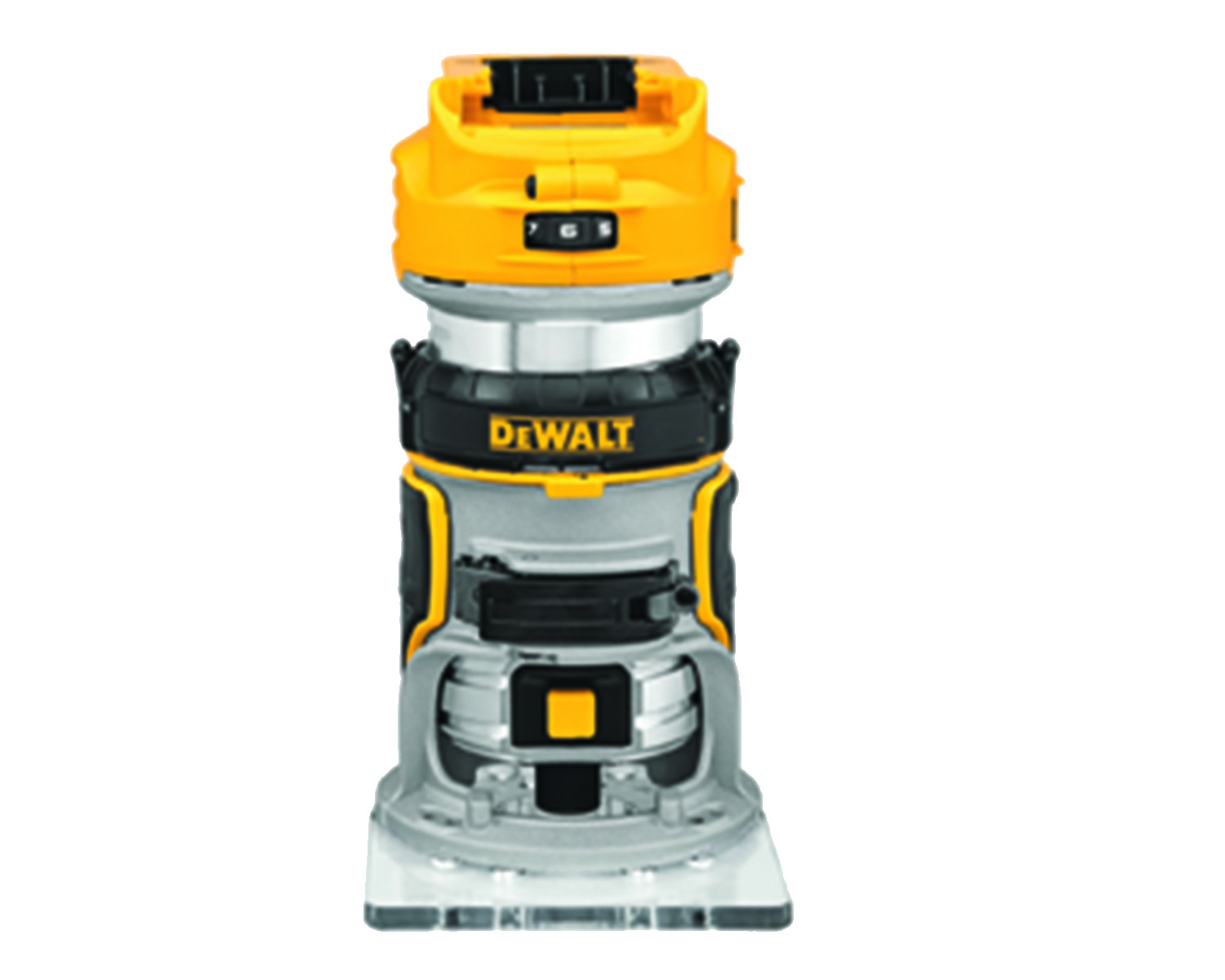 DEWALT 20V MAX* XR® CORDLESS COMPACT ROUTER (BARE TOOL)