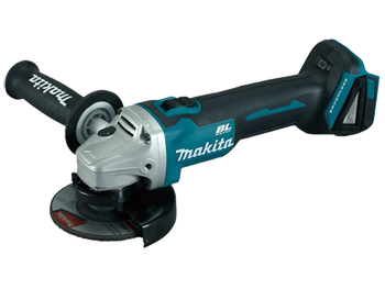 MAKITA 4-1/4 inch CORDLESS ANGLE GRINDER WITH BRUSHLESS MOTOR (BARE TOOL)