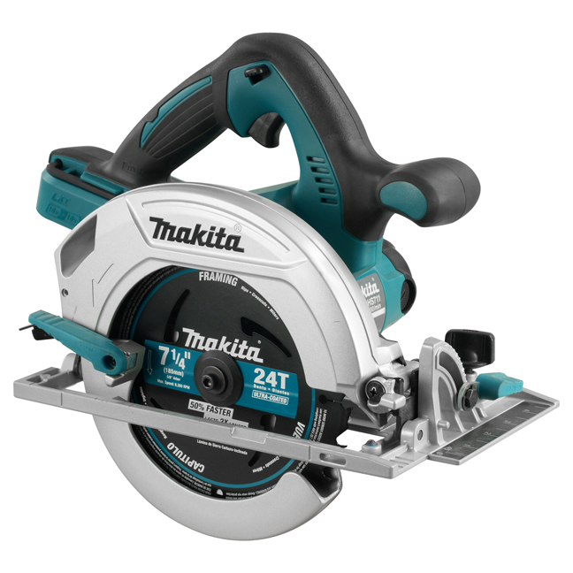 MAKITA 7-1/4 inch CORDLESS CIRCULAR SAW (BARE TOOL)