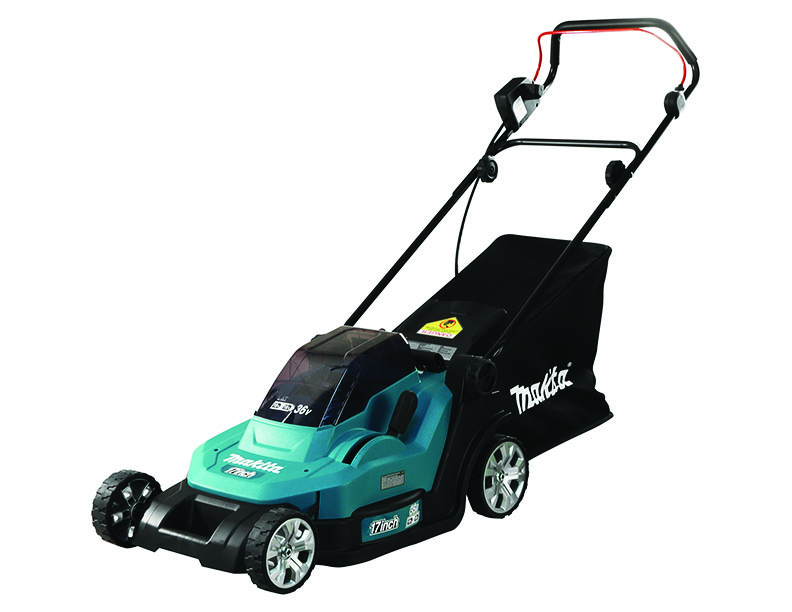 MAKITA - 18Vx2 17 inch Cordless Lawn Mower (Tool Only)