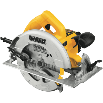 7-1/4 inch LIGHTWEIGHT CIRCULAR SAW