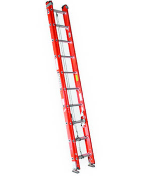 STURDY LADDER F534 SERIES FIBERGLASS EXTENSION LADDERS