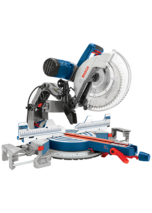 BOSCH 12 inch DUAL-BEVEL MITRE SAW