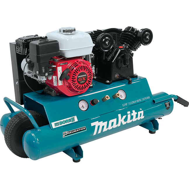 MAKITA 5.5 HP GAS POWER AIR COMPRESSOR