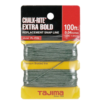 CHALK-RITE REPLACEMENT SNAP LINE