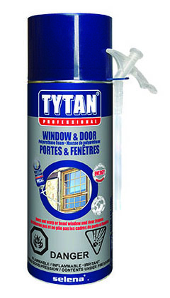 TYTAN 9OZ WINDOW & DOOR STARW FOAM
