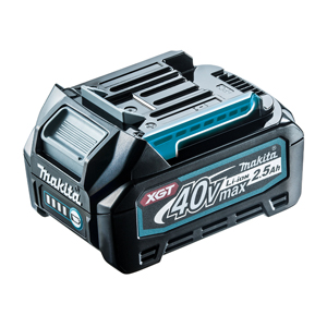 MAKITA XGT® 40V MAX (2.5 Ah) LI-ION BATTERY