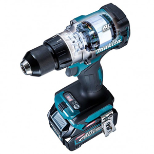 MAKITA XGT® 40V MAX LI-ION BRUSHLESS 1/2 inch DRILL / DRIVER KIT