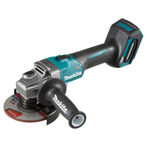 MAKITA XGT® 40V MAX LI-ION BRUSHLESS 5 inch ANGLE GRINDER WITH SLIDE SWITCH (BARE TOOL)
