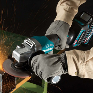 MAKITA XGT® 40V MAX LI-ION BRUSHLESS 5 inch ANGLE GRINDER WITH PADDLE SWITCH (BARE TOOL)