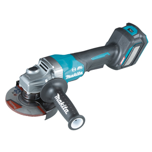 MAKITA XGT® 40V MAX LI-ION BRUSHLESS AWS 5 inch VARIABLE SPEED ANGLE GRINDER WITH PADDLE SWITCH (BARE TOOL)