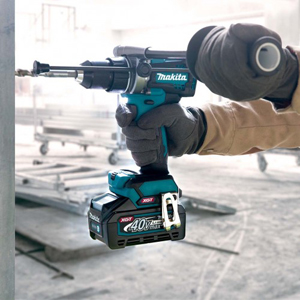 MAKITA XGT® 40V MAX LI-ION BRUSHLESS 1/2 inch HAMMER DRILL / DRIVER KIT