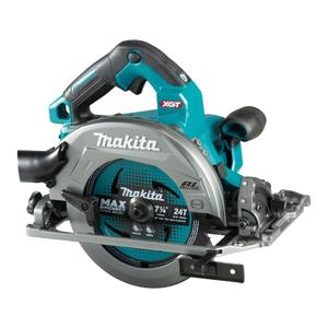 MAKITA XGT® 40V MAX LI-ION BRUSHLESS 7-1/4 inch CIRCULAR SAW WITH GUIDE RAIL BASE