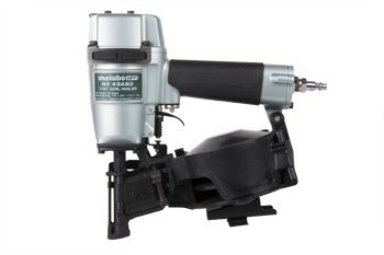 METABO-HPT WIRED COLLATED COIL ROOFING NAILER