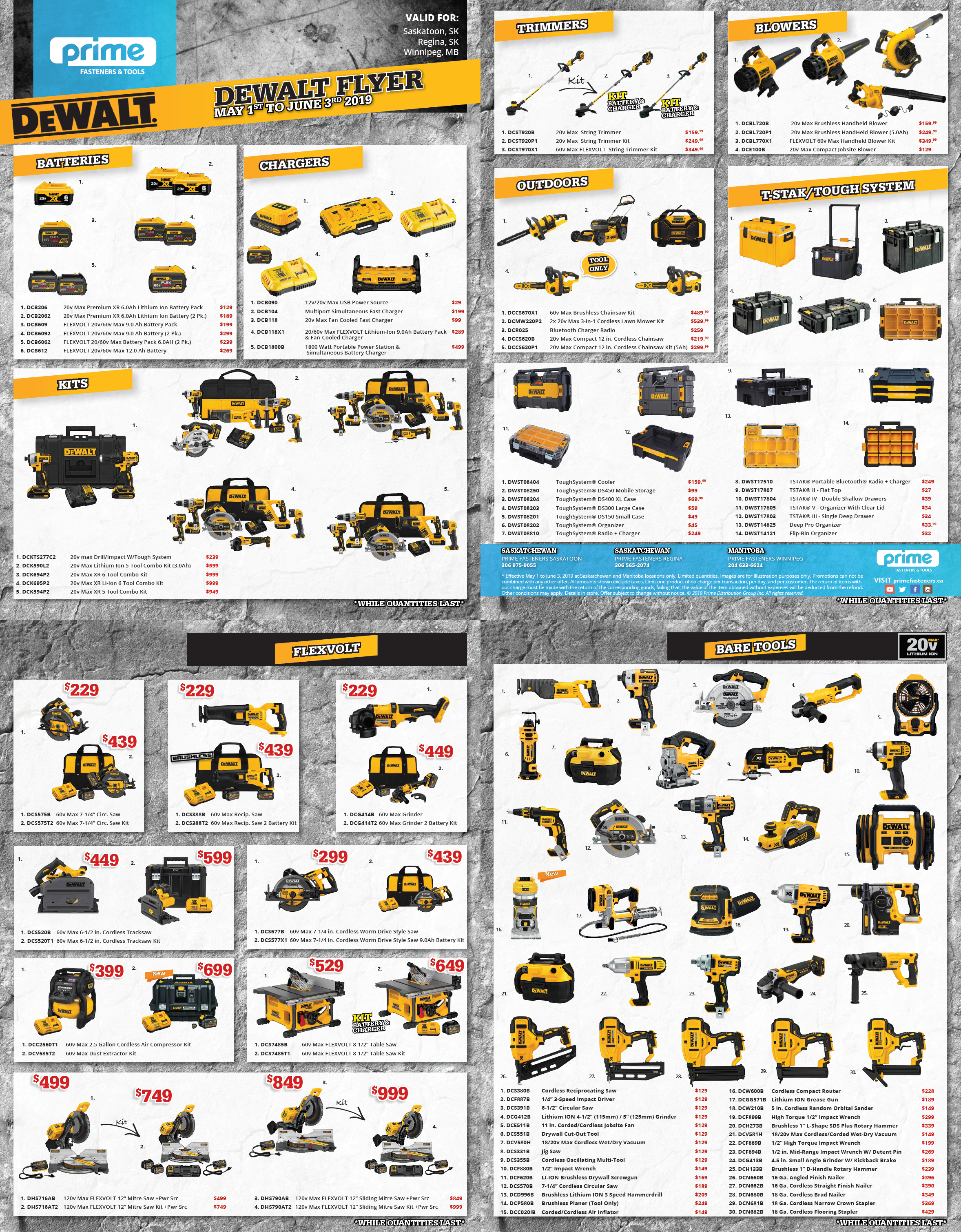 Dewalt Flyer